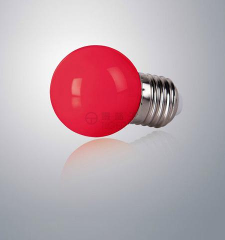 G45 LED Color Bulb